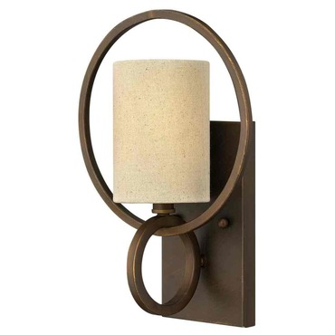Pandora Wall Sconce by Fredrick Ramond | FR42400BRC