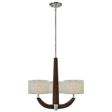 Cameron Chandelier by Fredrick Ramond | FR42343PCM