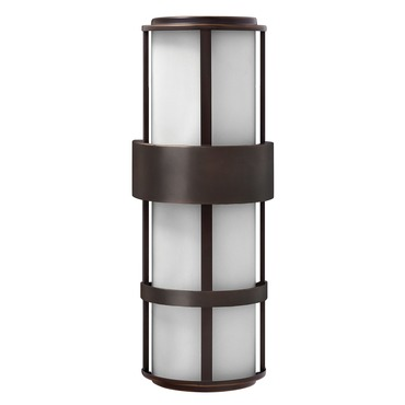 Saturn Exterior Wall Light by Hinkley Lighting | 1909MT