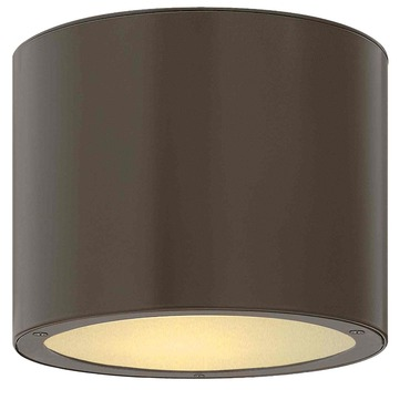 Luna Outdoor Flush Mount by Hinkley Lighting | 1663BZ