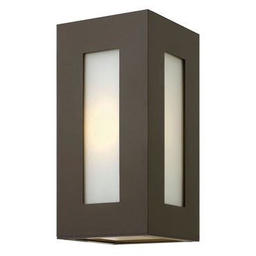 Dorian Small Outdoor Wall Sconce