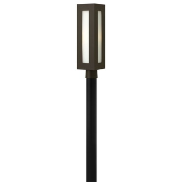 Dorian Outdoor Post Mount by Hinkley Lighting | 2191BZ