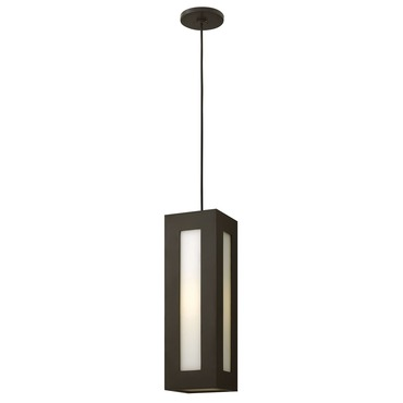 Dorian Outdoor Pendant by Hinkley Lighting | 2192BZ