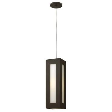 Dorian Outdoor Pendant by Hinkley Lighting | 2192BZ