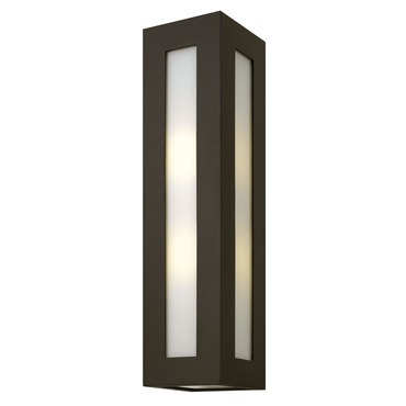 Dorian Outdoor Wall Light by Hinkley Lighting | 2195BZ