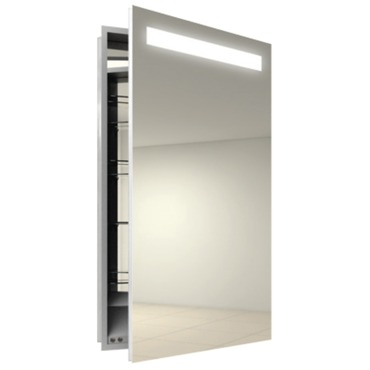 Luminous Right Surface Medicine Cabinet