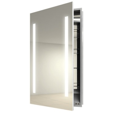 Ascension Left Surface Medicine Cabinet