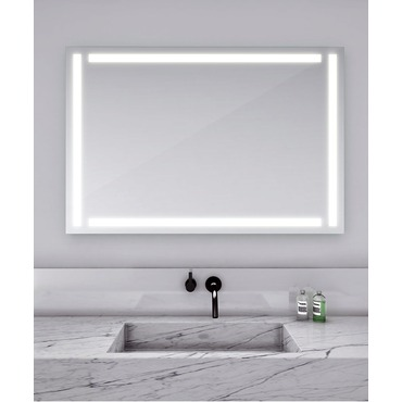 eFinity 54-inch Lighted Mirror  by Electric Mirror | EFI5436