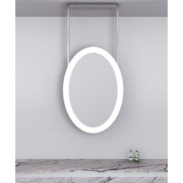 Elite Lighted Mirror by Electric Mirror | ELI2740-BS