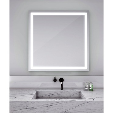 Integrity Lighted Mirror by Electric Mirror | INT4242