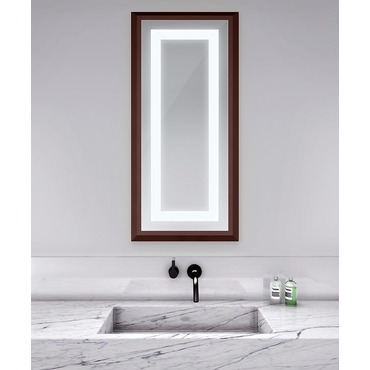 Momentum Lighted Mirror