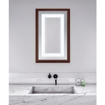 Momentum Lighted Mirror by Electric Mirror | MOM2641-MU04