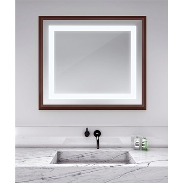 Momentum 47-inch Lighted Mirror by Electric Mirror | MOM4741-MU04
