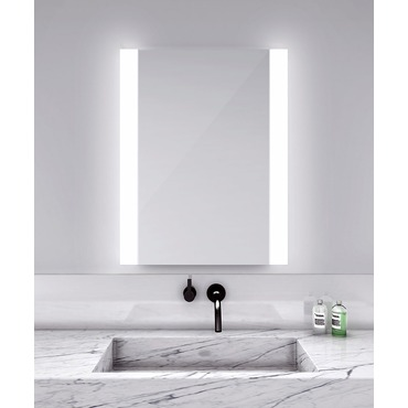 mirrored lighting. Novo Lighted Mirror Mirrored Lighting G