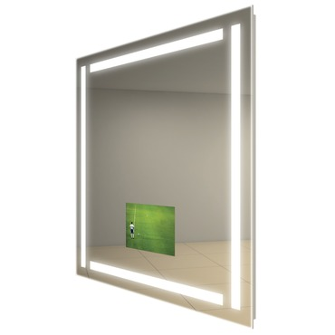eFinity Square Mirror TV