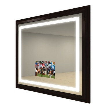 Momentum Square Mirror TV