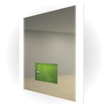 Novo Lighted Mirror TV by Electric Mirror | NOVO2836-156