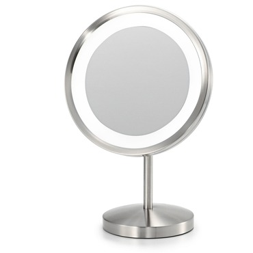 Blush Counter Top Makeup Mirror by Electric Mirror | EM10-CH