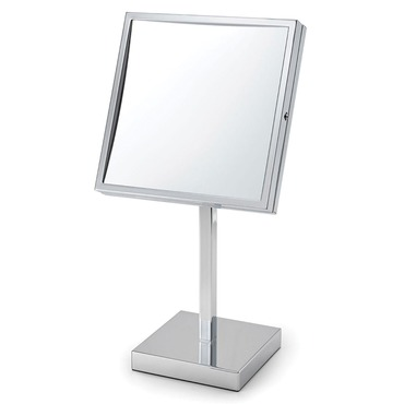 Grace Counter Top Makeup Mirror by Electric Mirror | EM88SIL-CH