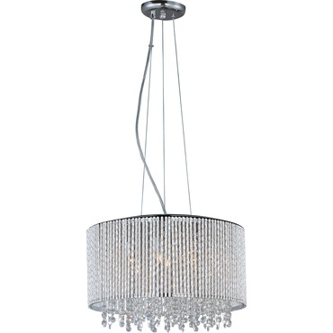 Spiral 7-light Pendant by Et2 | E23135-10PC