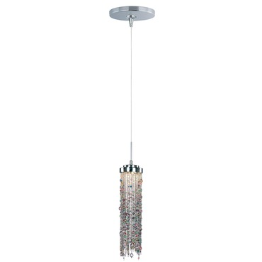 Bianca 1 Light LED RapidJack Pendant and Canopy by Et2 | E94489-148PC