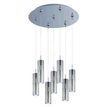 Scope 7-light LED Pendant