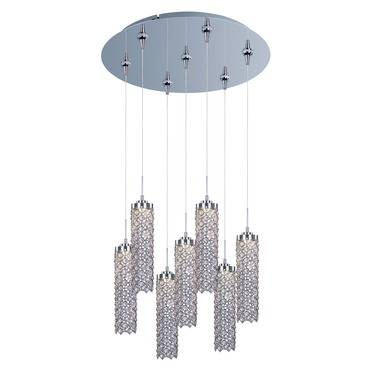 Shanell 7-light LED Pendant