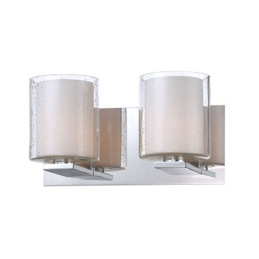 Combo Bath Vanity Light