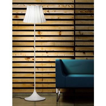 Chanel Floor Lamp by Av Mazzega | TE 5052
