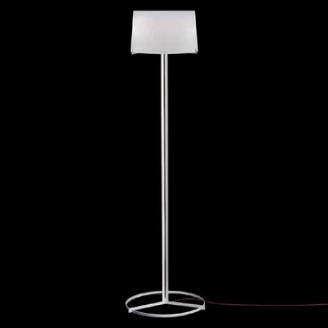 Frisbee Floor Lamp by Av Mazzega | TE 5049