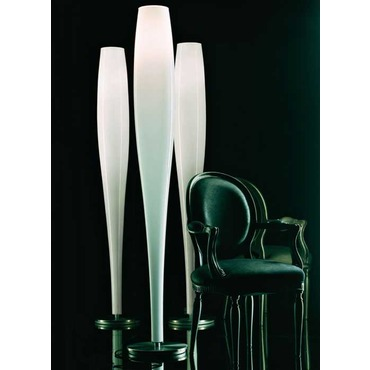 Stand Up Floor Lamp by Av Mazzega | TE 5041