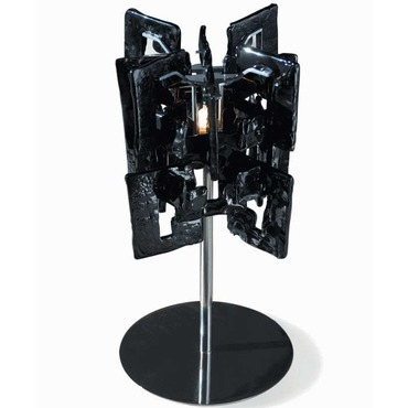 Sixty Small Table Lamp by Av Mazzega | TA 4067-BK