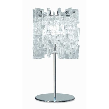 Sixty Large Table Lamp by Av Mazzega | TA 4068-CL