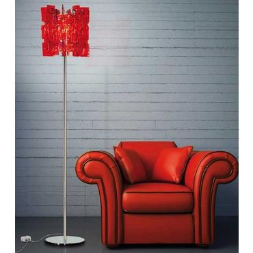 Sixty Floor Lamp by Av Mazzega | TE 5044-RD