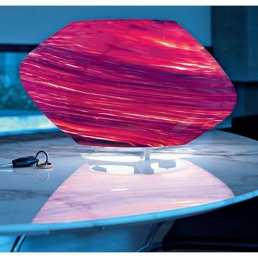 Argo Large Table Lamp by Av Mazzega | TA 4073-RD