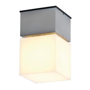 Square C Wall Light