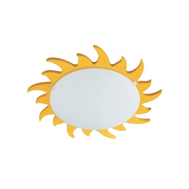 Kidsplace Sunshine Ceiling/Wall Light