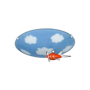 Kidsplace Buzz Airplane Ceiling Light