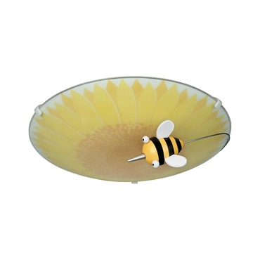Kidsplace Buzz Honeybee Ceiling Light