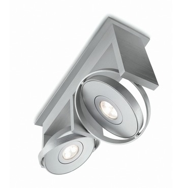 Orbit 2-Light Ceiling  by Philips Consumer Lighting | 531524848