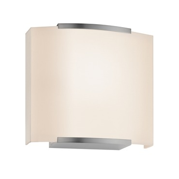 Wave Shade Wide Sconce
