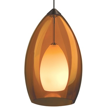 Freejack Fire Pendant by Tech Lighting | 700fjfirac