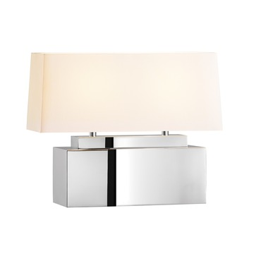Mirror Banquette Table Lamp