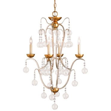 Allusion Chandelier by Currey and Company | 9027-CC
