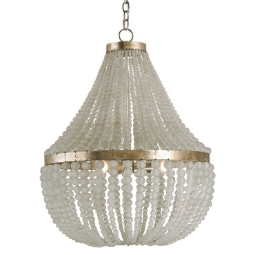 Chanteuse Chandelier by Currey and Company | 9202-CC