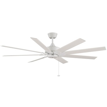 Levon Ceiling Fan by Fanimation | FP7910MW
