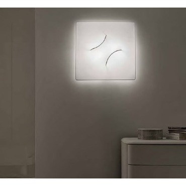 In and Out Wall/Ceiling Mount by Lightology Collection   0601PP06BIAL