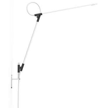 Superlight Plug-in Wall Sconce