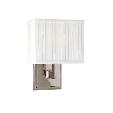 Waverly Wall Light by Hudson Valley Lighting | 351-PN