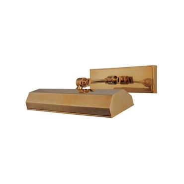 Woodbury Picture Light by Hudson Valley Lighting | 7016-AGB